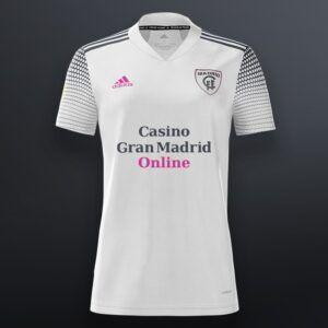 Primera equipación del Madrid CFF para la temporada 2020/2021