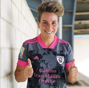 Priscila Borja, nuevo fichaje del Madrid CFF