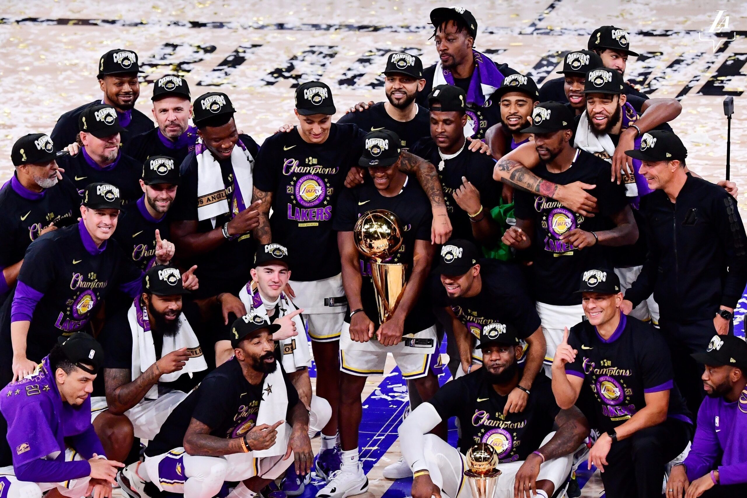 Lakers campeones 2020