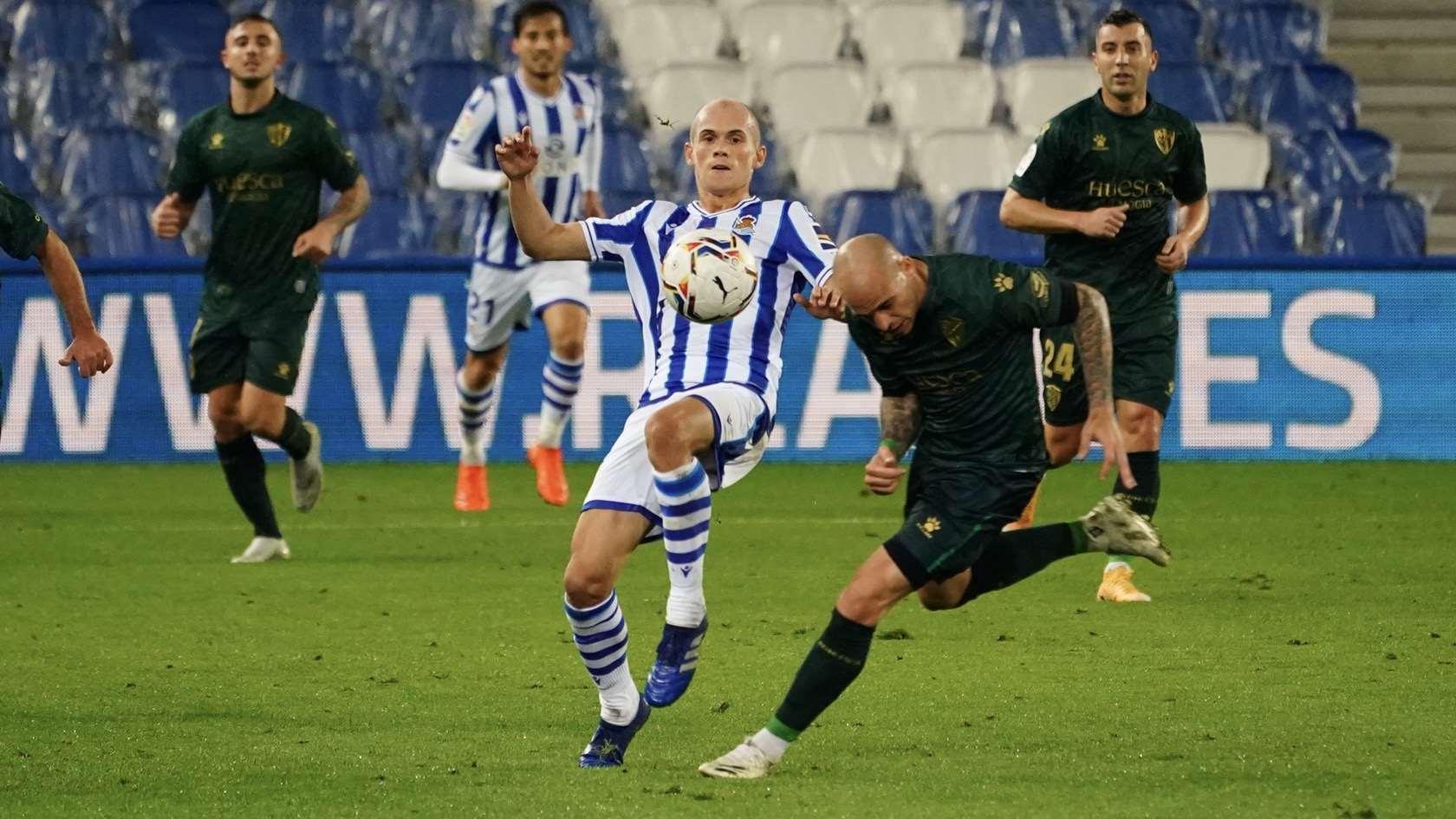 Silva y Guridi sufren sendas lesiones musculares