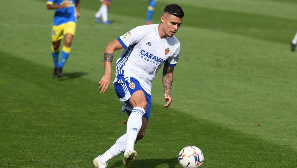 Juanjo Narváez en un partido esta temporada