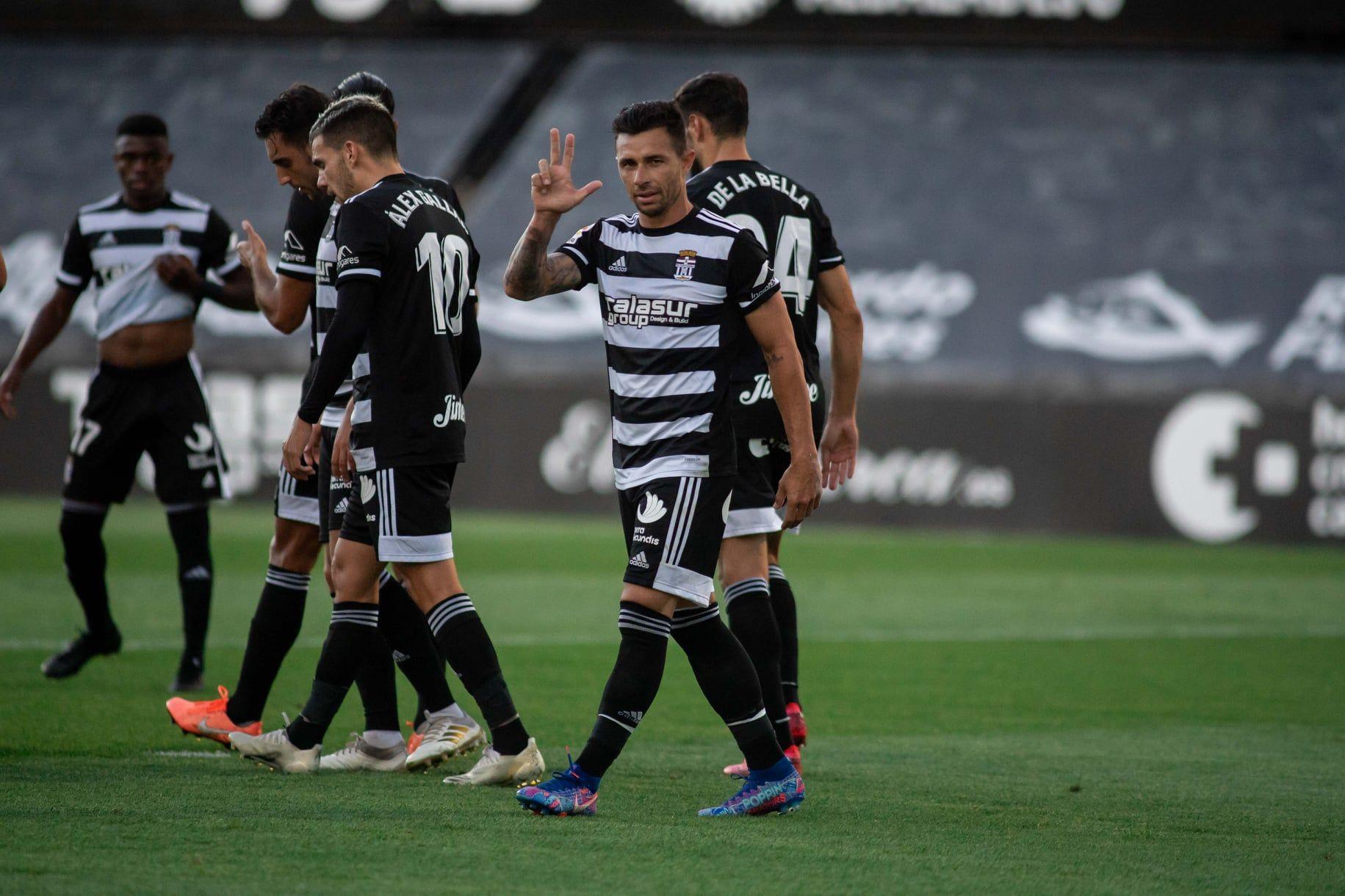 Rubén Castro celebrando uno de sus goles el pasado sábado