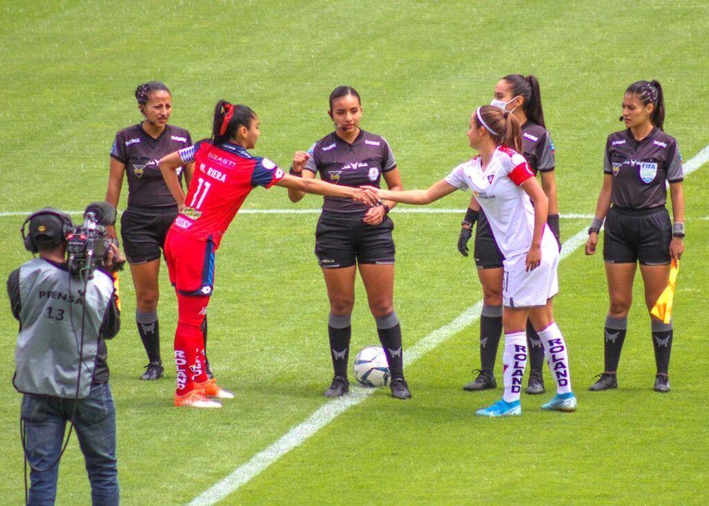 Liga de Quito - El Nacional