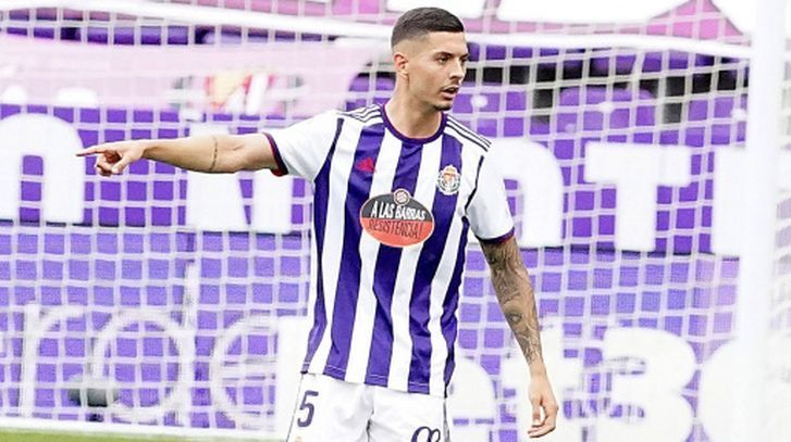 Javi Sánchez. Real Valladolid