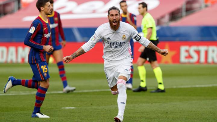 El Real Madrid es el que equipo que más puntos ha sacado en el 2020