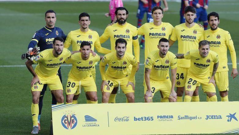 El Villarreal, a punto de subir dos puestos en la clasificación histórica