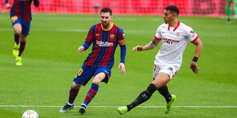 Messi asalta el Sánchez-Pizjuán