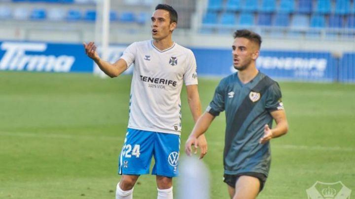 Ramón Folch. CD Tenerife