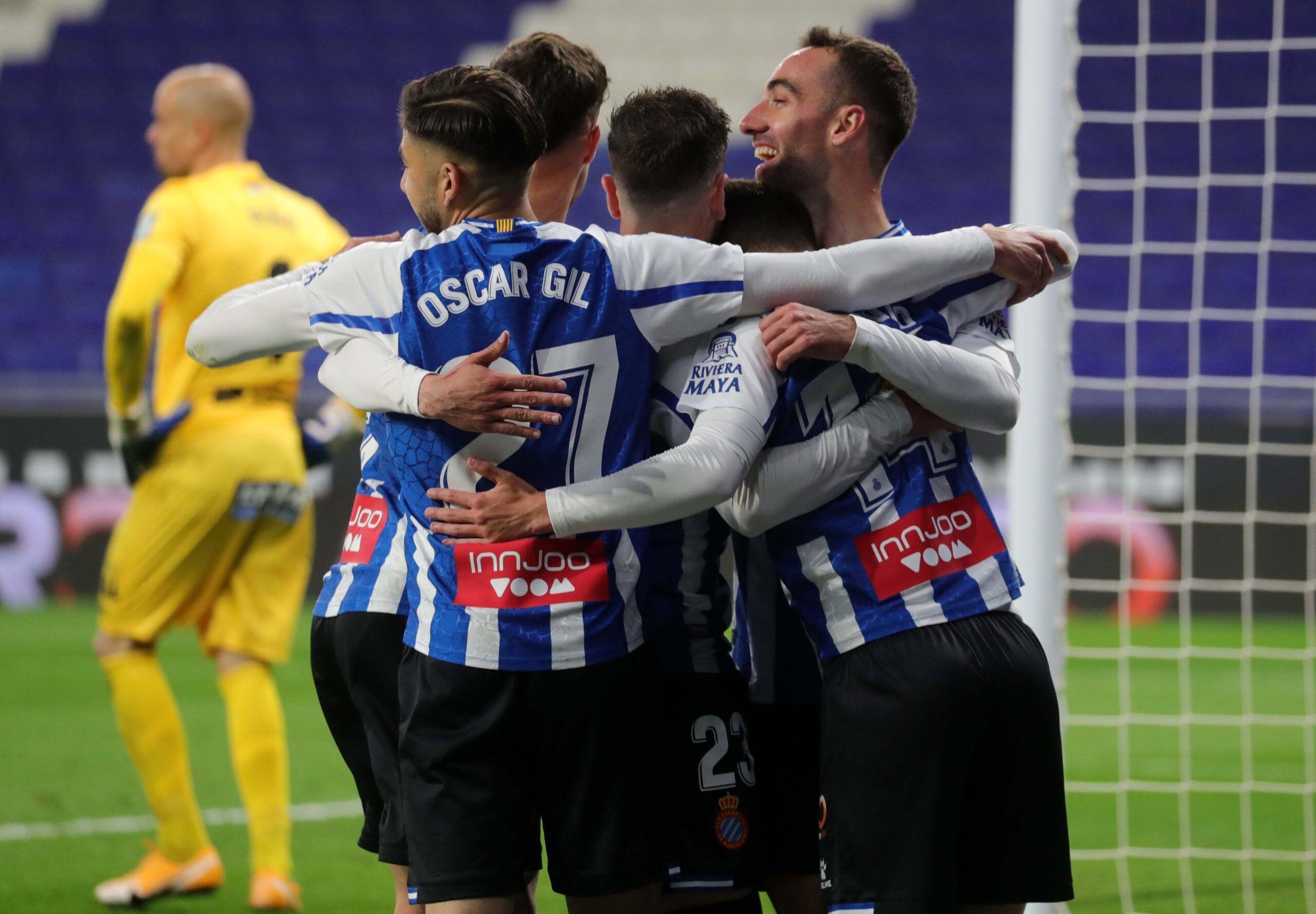 El Espanyol será de Primera si gana al Zaragoza la próxima jornada