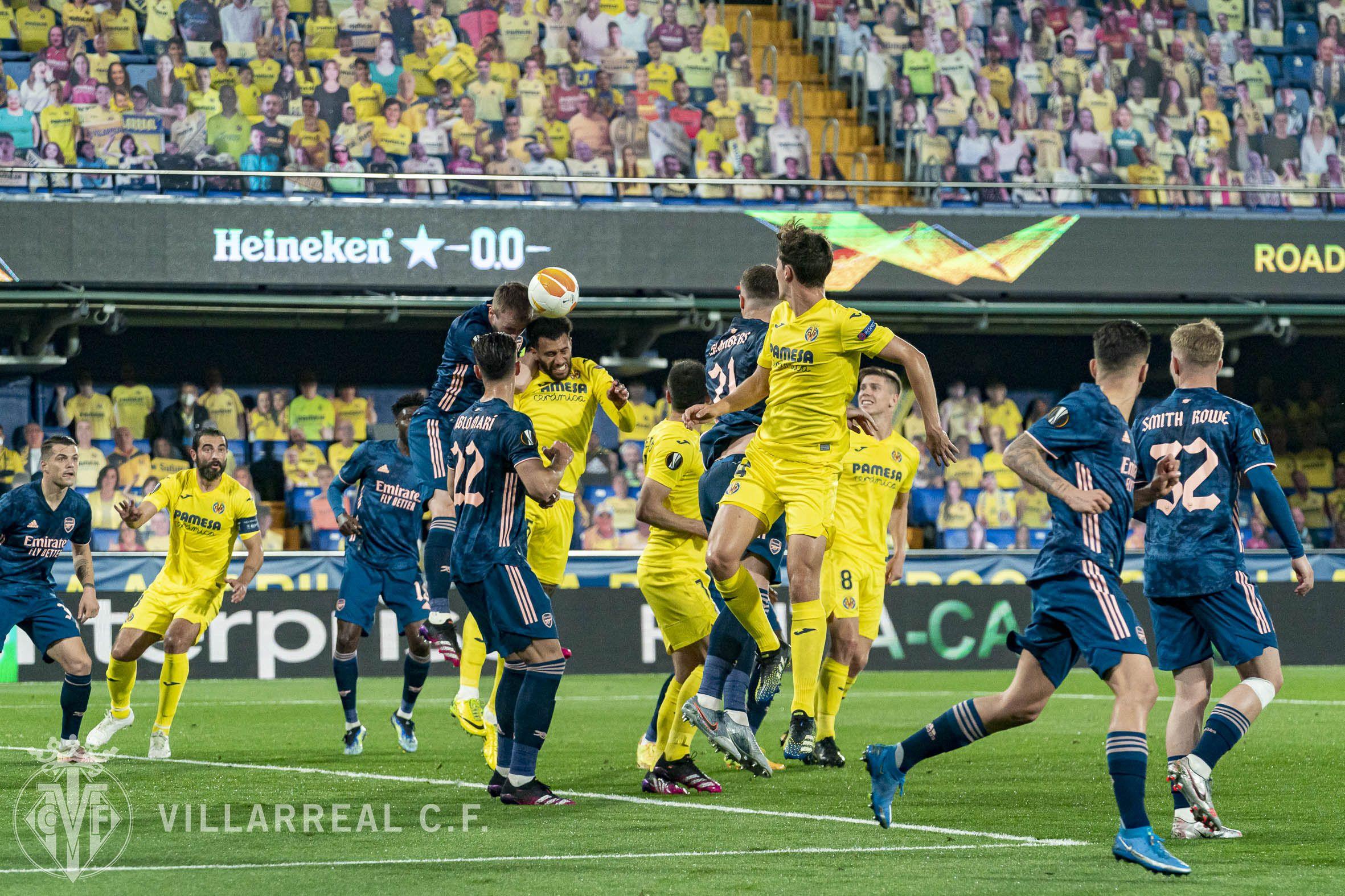 El Villarreal en busca de romper su 'gafe'