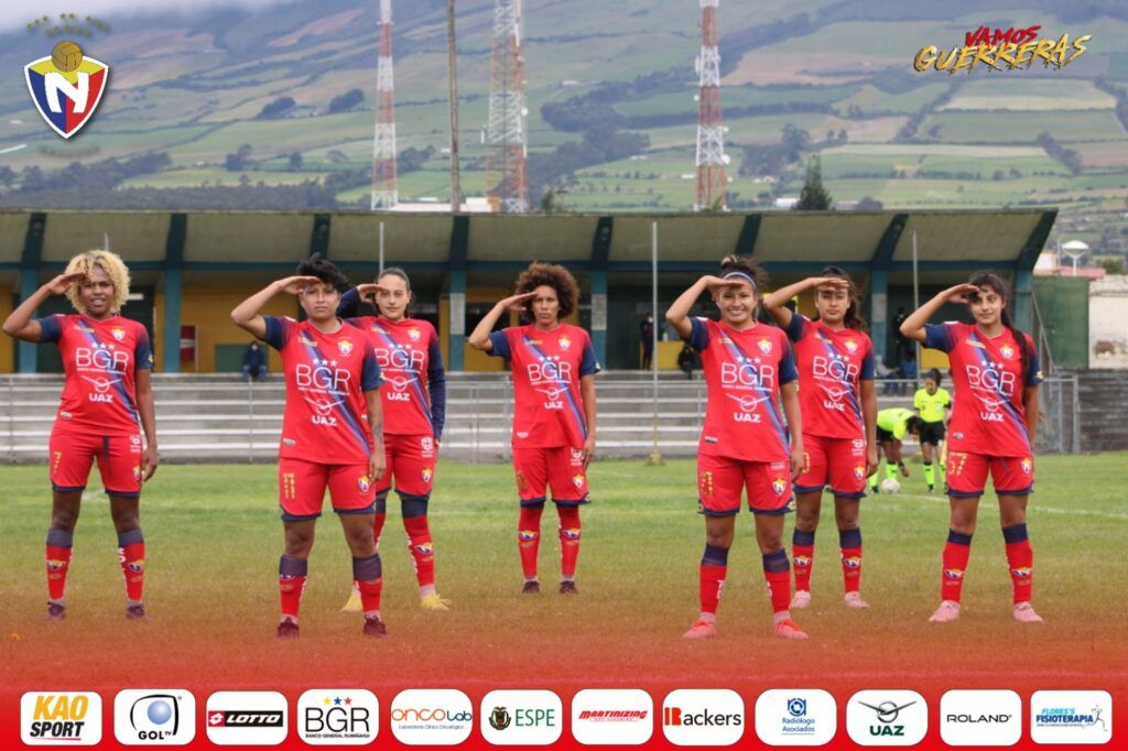 Academia Sport JC 2-4 El Nacional