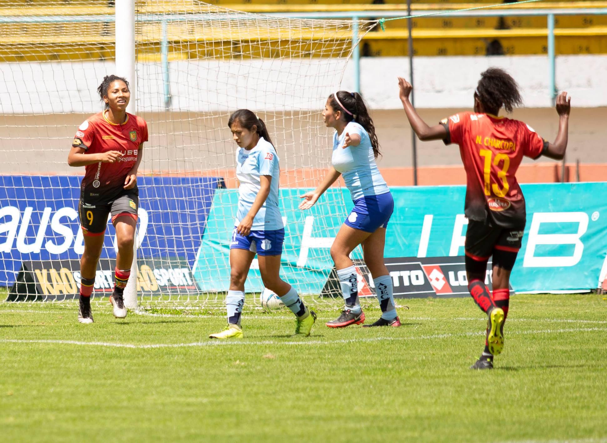 Deportivo Cuenca 6-0 Macará