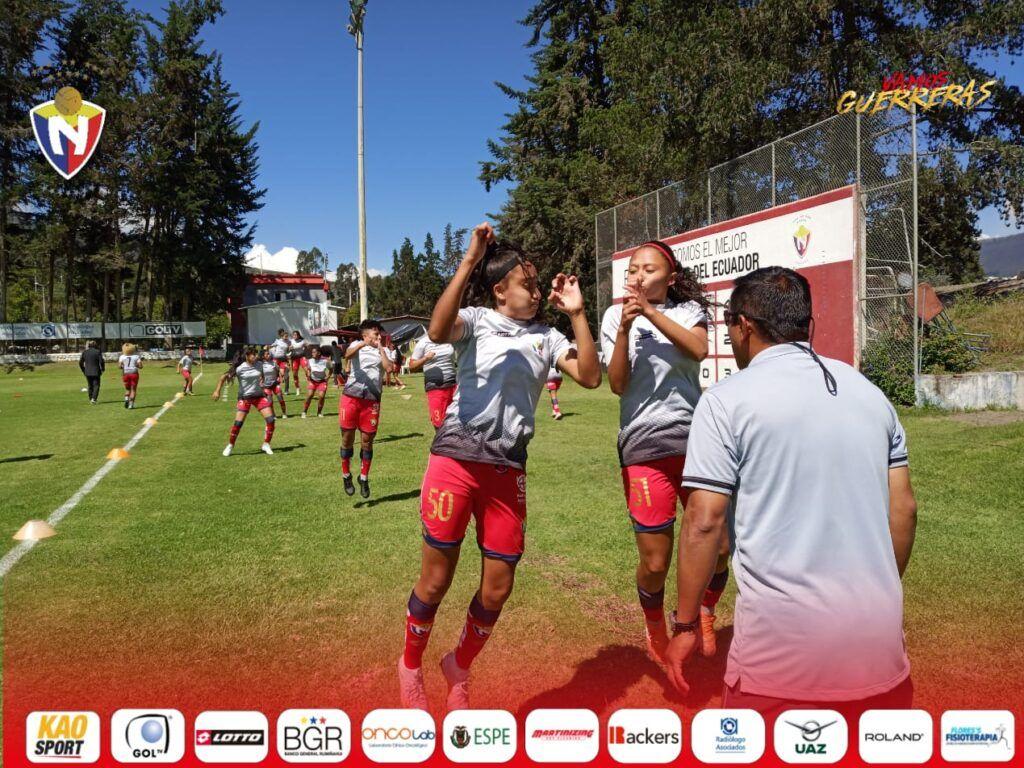 El Nacional 1-1 Quito FC