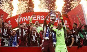 El Leicester vuelve a hacer historia