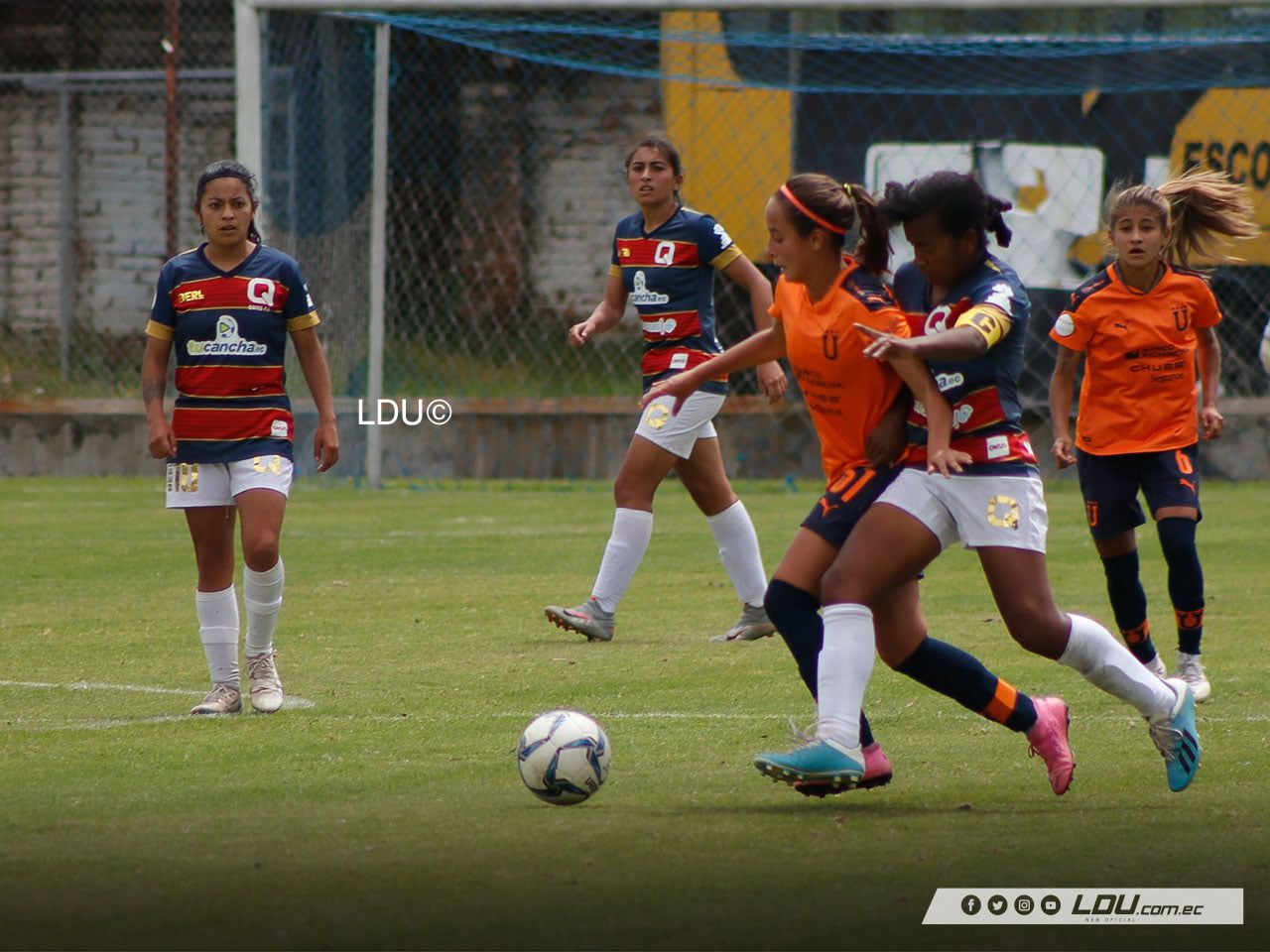Quito FC 1-3 Guerreras Albas