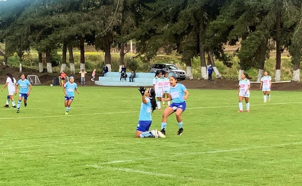 Macará 5-0 Liga de Macas