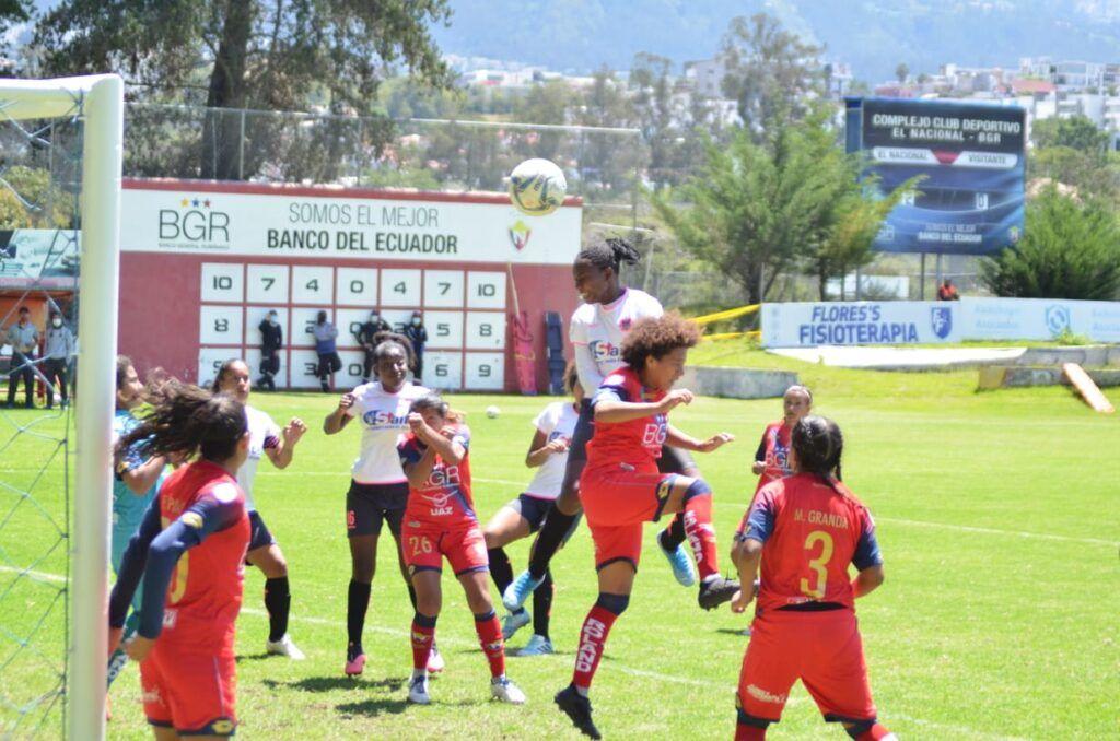 El Nacional 2-1 San Miguel de Ibarra