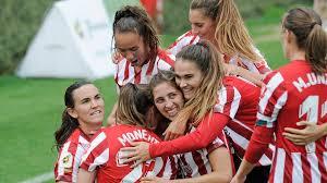 Athletic femenino celebra