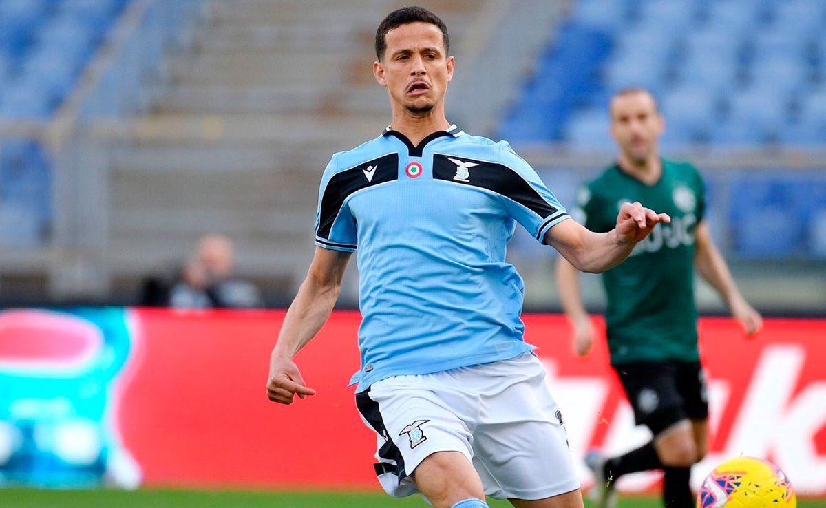 Luiz Felipe. SS Lazio