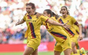 FC Barcelona Fem - Athletic gol