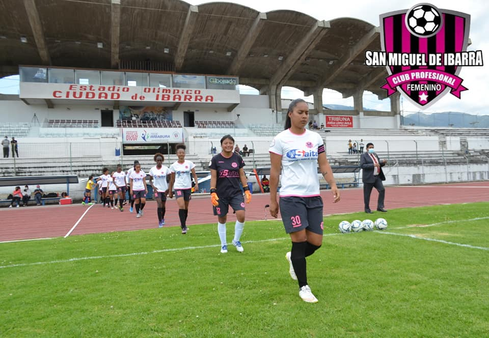 San Miguel de Ibarra 2-0 Academia Sport JC