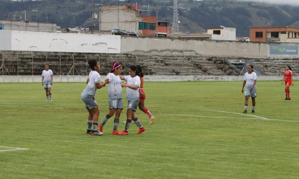 Técnico Universitario 0-5 Deportivo Cuenca