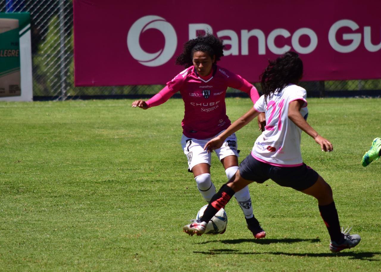 Dragonas 2-4 San Miguel