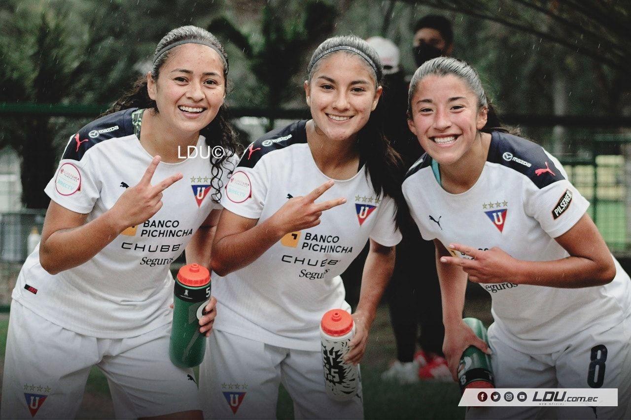Guerreras Albas 5-0 San Miguel