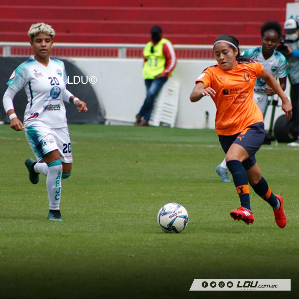 Guerreras Albas 1-0 Academia Sport JC