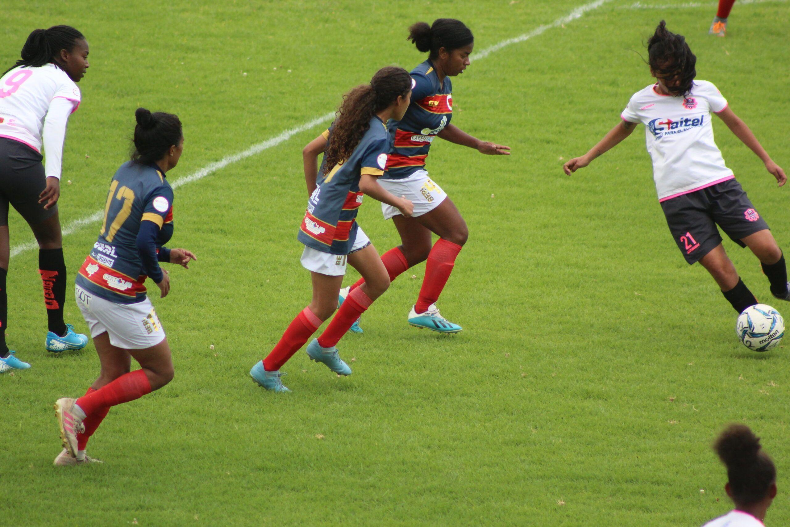 San Miguel 3-2 Quito FC