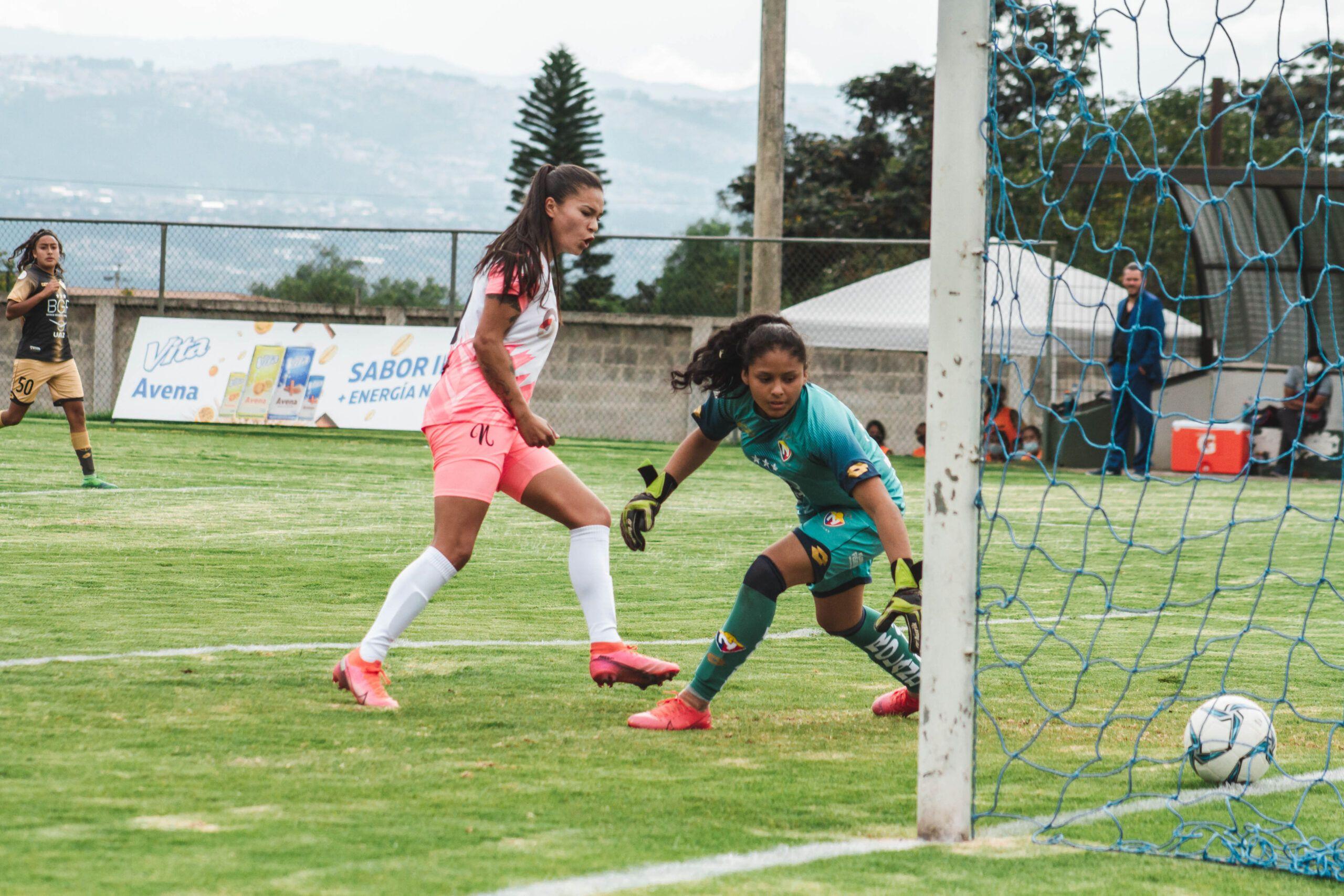 Ñañas 6-1 El Nacional