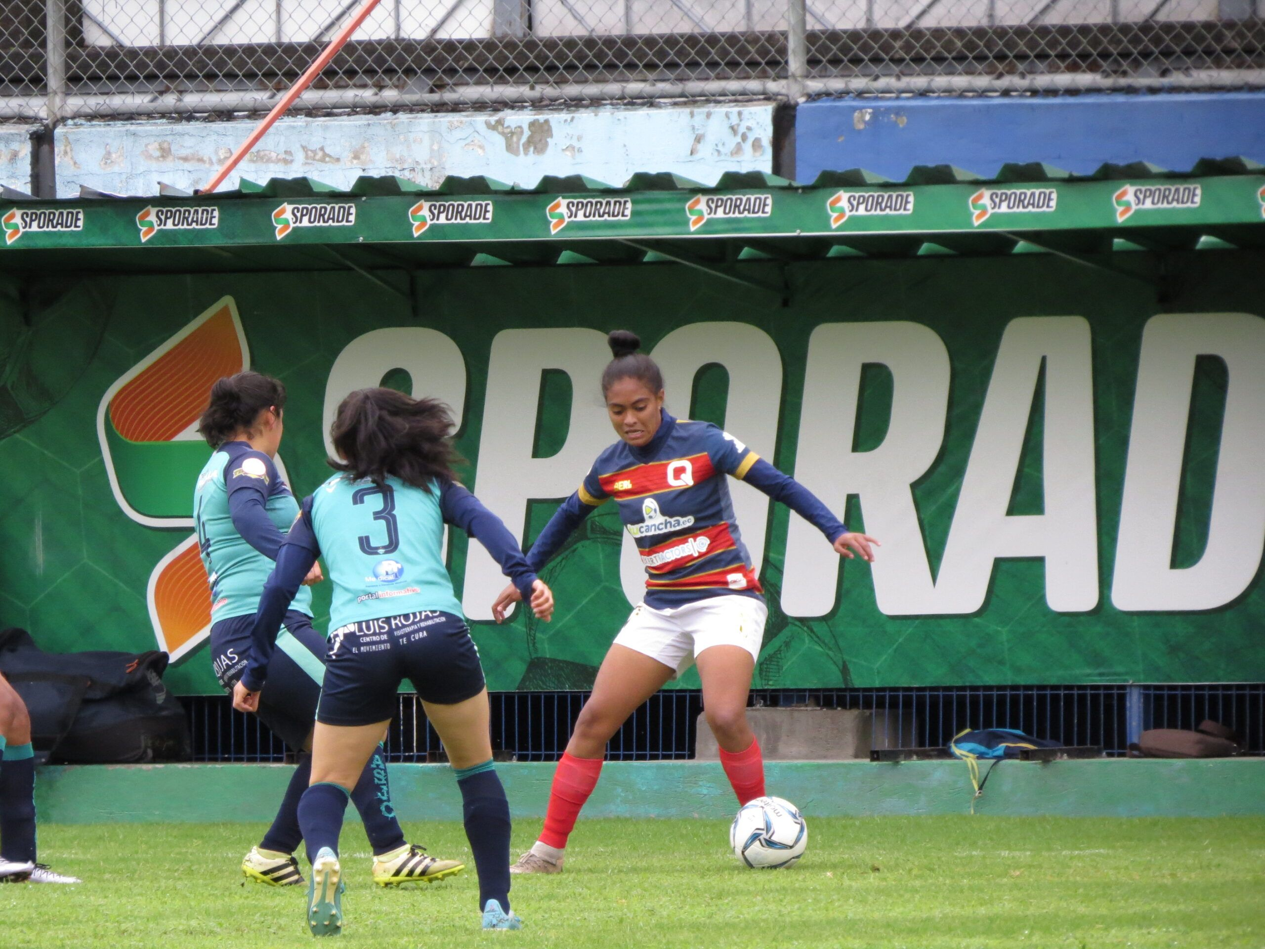 Quito FC 1-2 Academia Sport JC