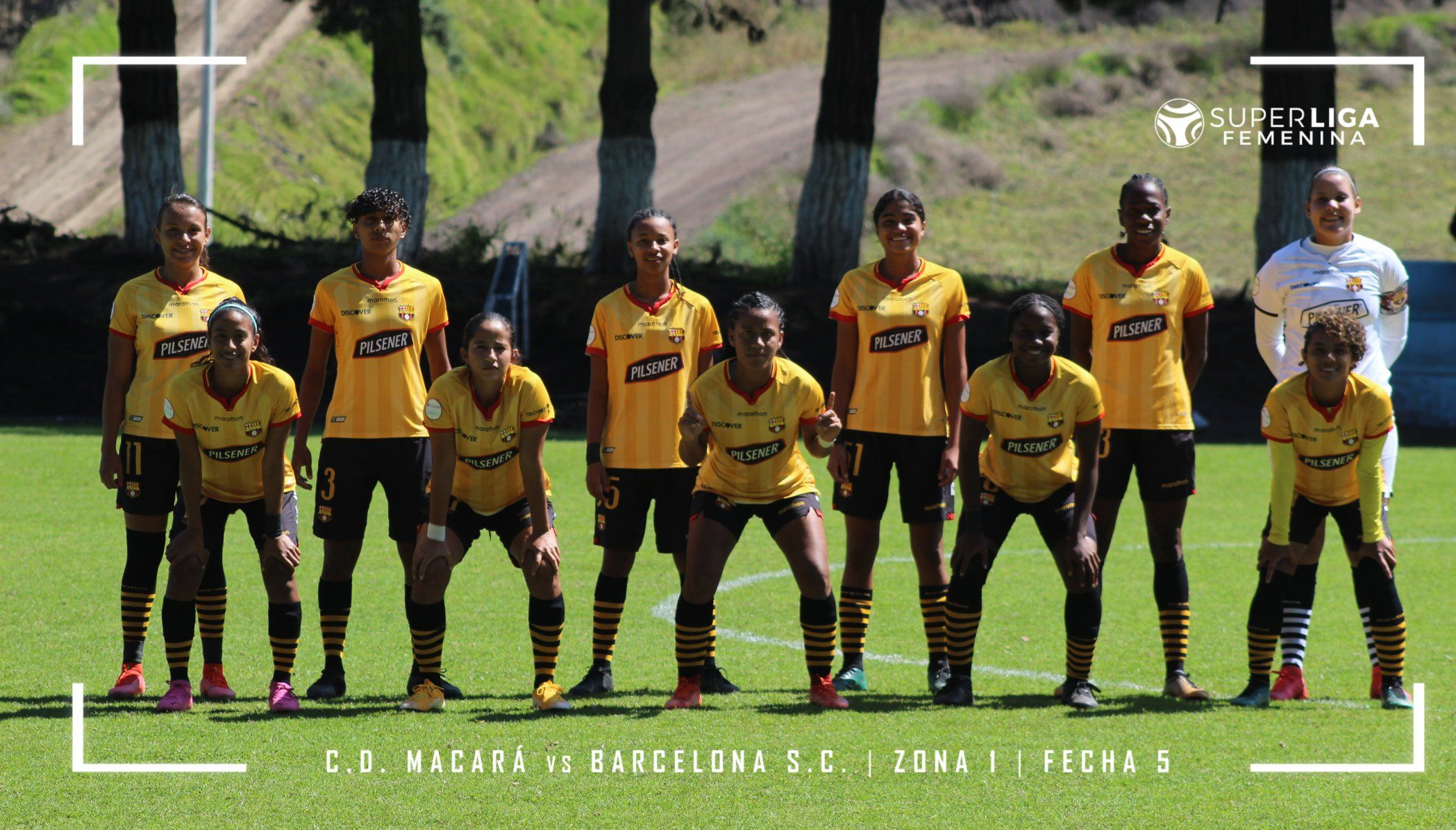 Macará 0-0 Barcelona Foto BSCFemenino_