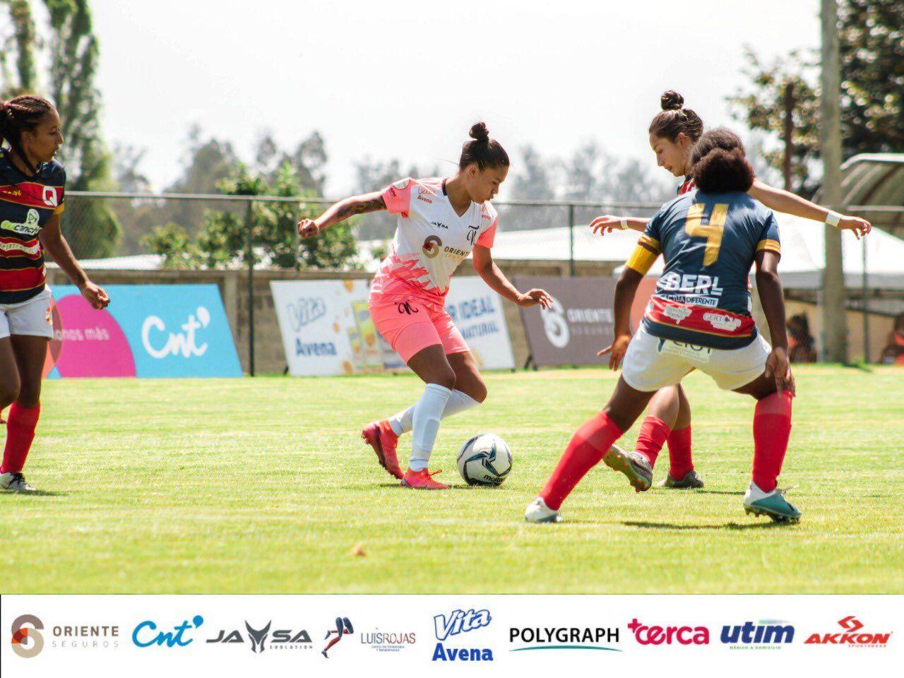 Ñañas 6-0 Quito FC Foto Club Ñañas