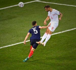 El salto y la técnica de Seferovic