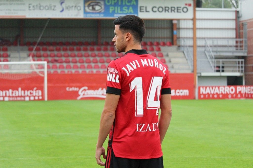 Las Palmas piensa en Javi Muñoz