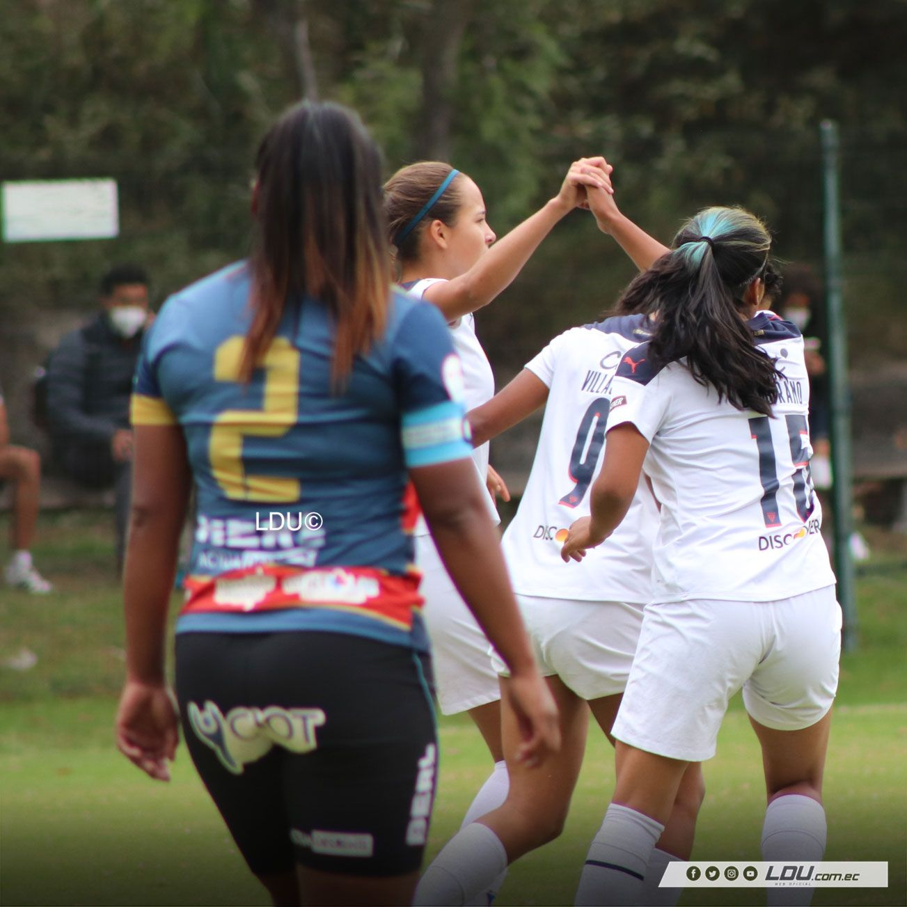 Guerreras Albas 2-0 Quito FC