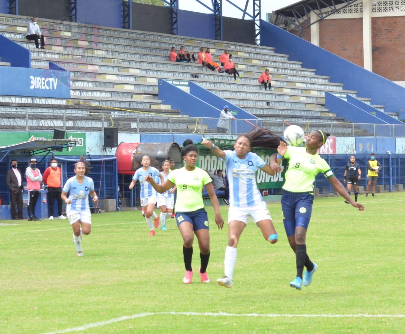 Quito FC 3-1 San Miguel de Ibarra