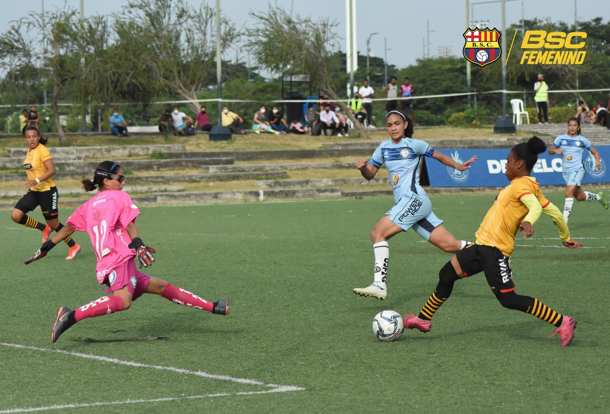 Guayaquil City 1-5 Barcelona