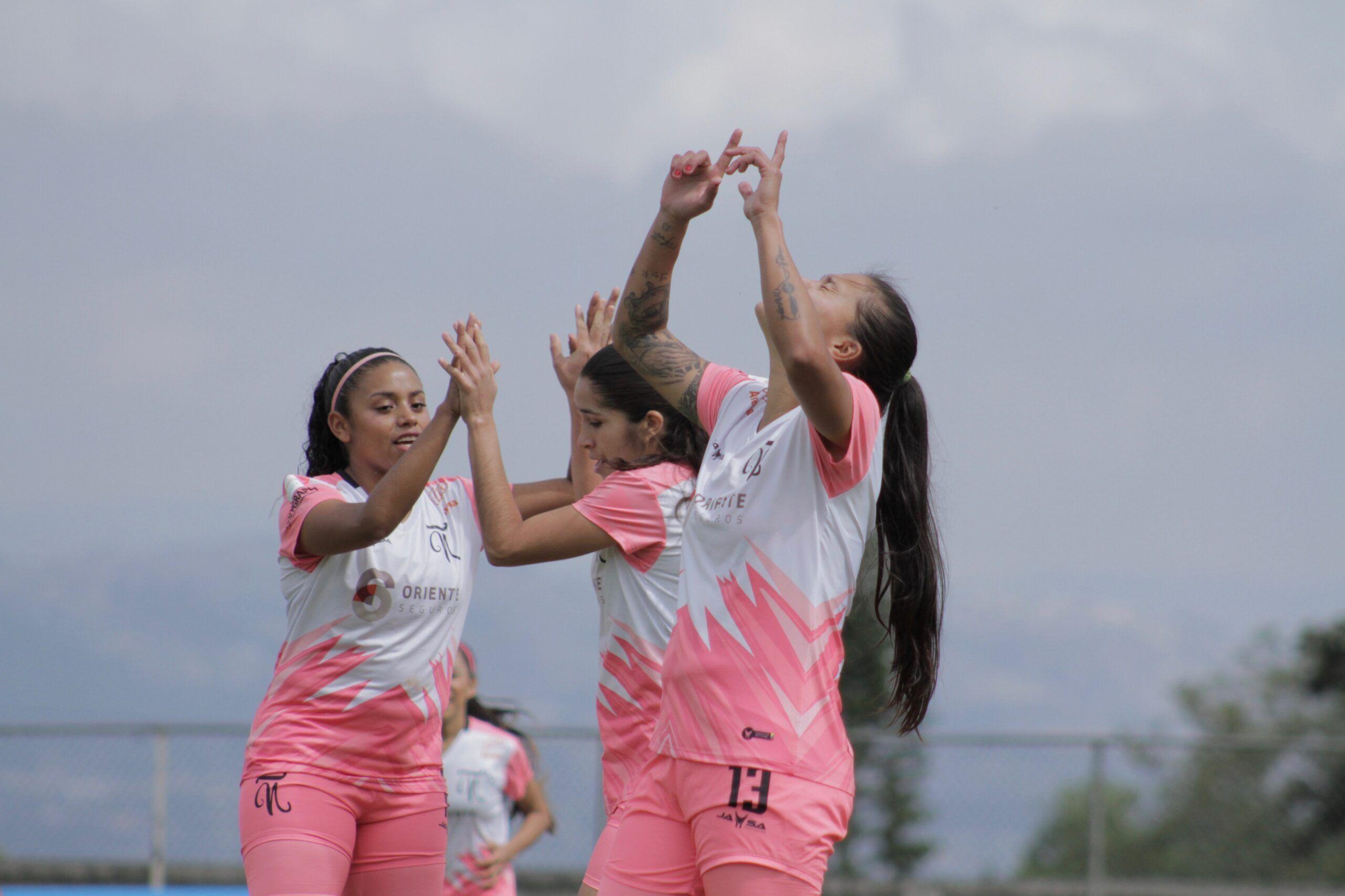 Ñañas 4-1 Academia Sport JC