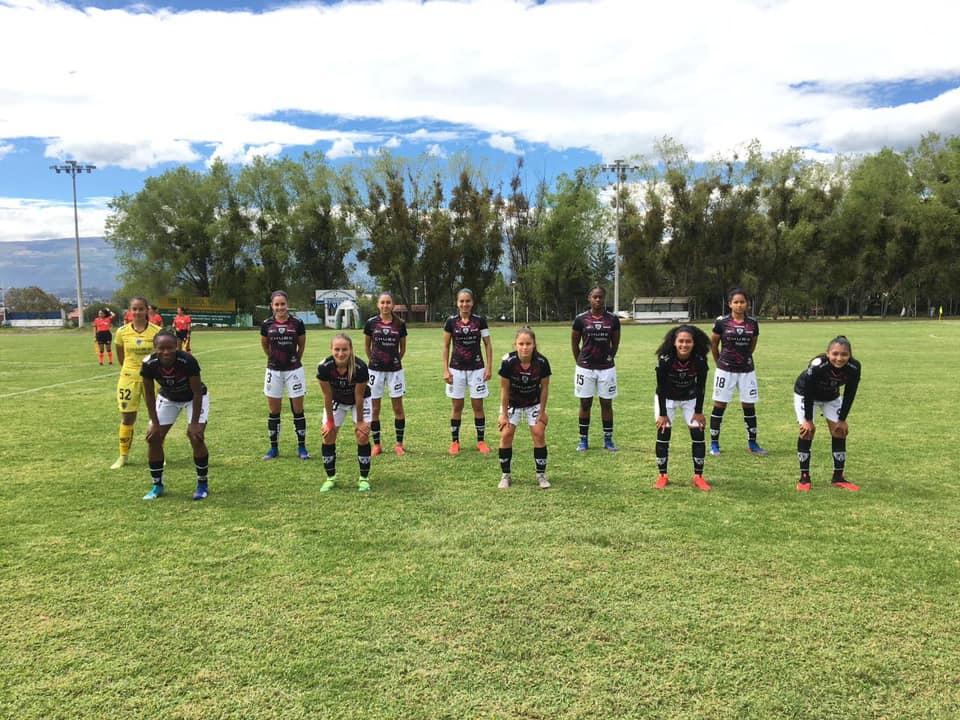 Quito FC 2-3 Dragonas