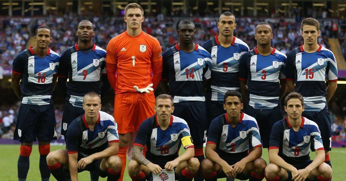 Selección masculina de Gran Bretaña en los Juegos Olímpicos de Londres 2012