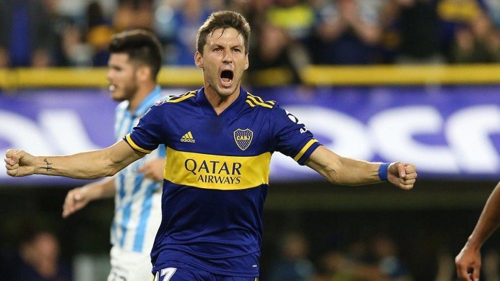 Franco Soldano en Boca Juniors