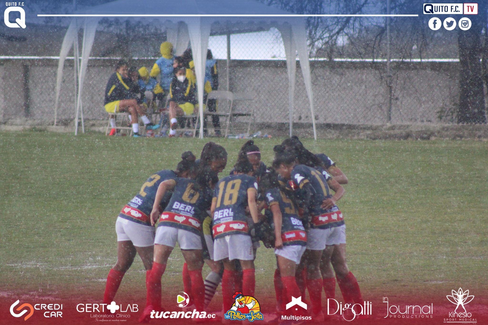 Academia Sport JC 1-2 Quito FC