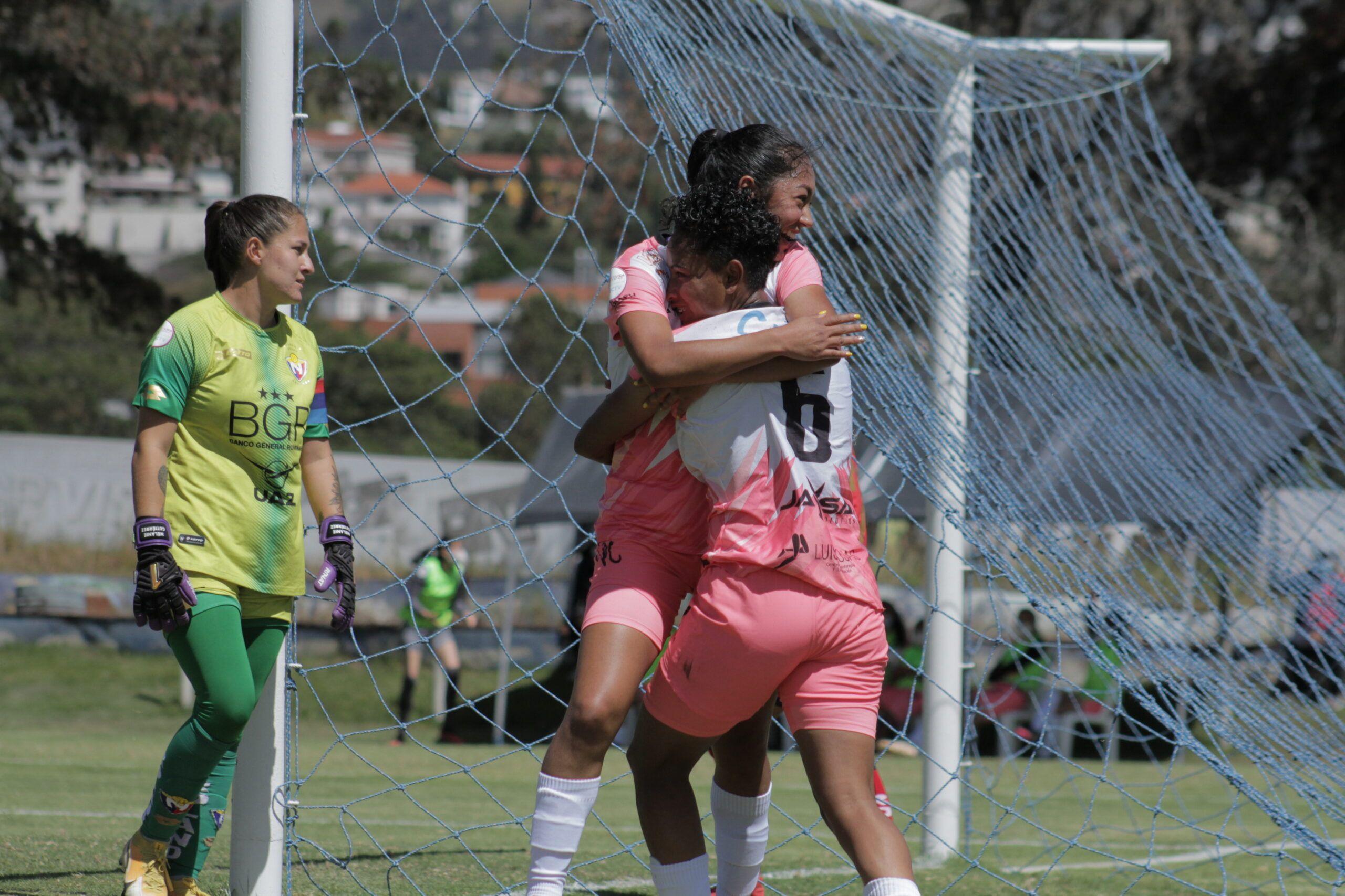 El Nacional 1-3 Ñañas