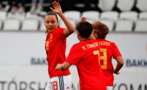 España femenina Amaiur