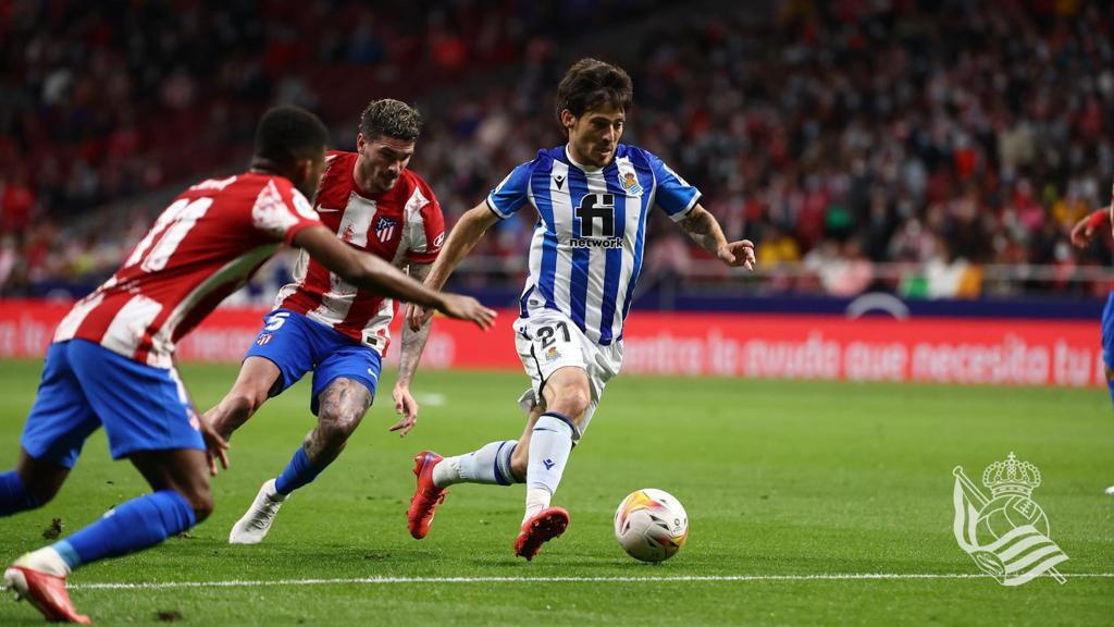 Suárez deja a la Real sin triunfo