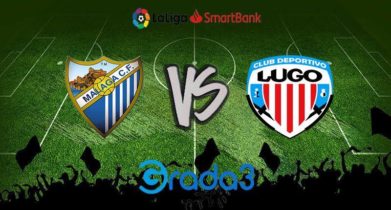 Un Lugo buscando su primera victoria a domicilio en Málaga